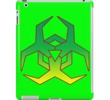 Hazard Symbol iPad Case/Skin