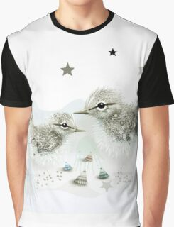 Sandpipers Graphic T-Shirt