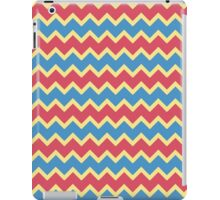 Snow White - #4 Chevron iPad Case/Skin
