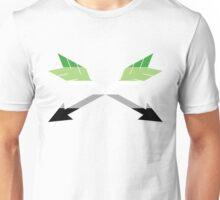 Aromantic crossing arrows Unisex T-Shirt