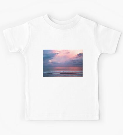 Pink Sunset (Clothing Products) Kids Tee