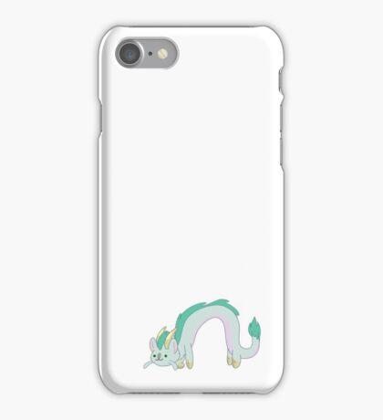 Haku-atsume iPhone Case/Skin