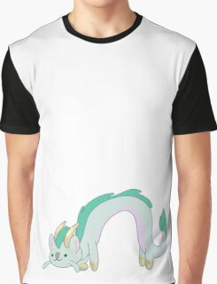 Haku-atsume Graphic T-Shirt