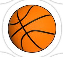 Basketball stickers Sticker