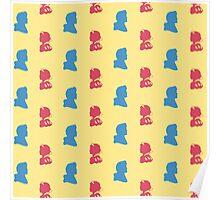 Snow White - #10 Snow White & Prince Philip Poster