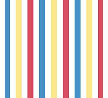 Snow White - #11 Stripes Photographic Print