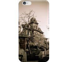 Monster House iPhone Case/Skin