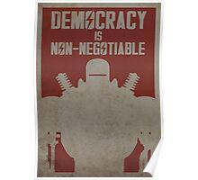 Liberty Prime Poster