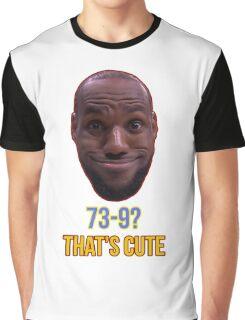 Lebron James Funny  Graphic T-Shirt