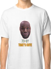 Lebron James Funny  Classic T-Shirt