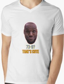 Lebron James Funny  Mens V-Neck T-Shirt