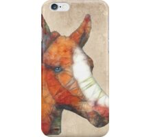 abstract foal iPhone Case/Skin