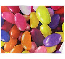 Jelly Beans Poster