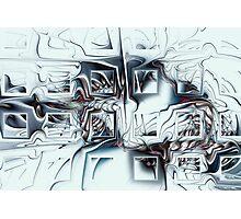Disorganized Complexity Photographic Print