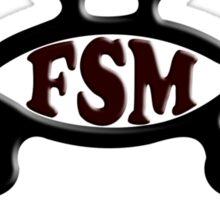 FSM Pasta Side I sense in you Sticker