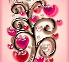 Tree of Hearts by Anastasiya Malakhova