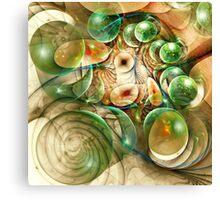 Living Organisms Canvas Print
