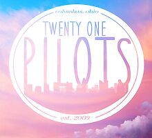 twenty one pilots - sky 2 by cliquenight