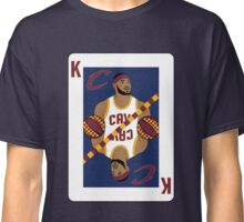 King James Playing Card Classic T-Shirt