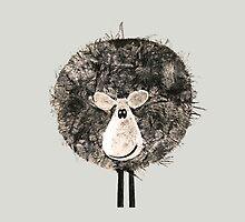 Sheepish - Pillow by BlueShift