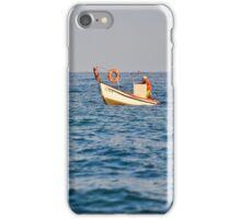 Smooth Sailing iPhone Case/Skin