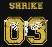 Team Captain: Shrike by simonbreeze