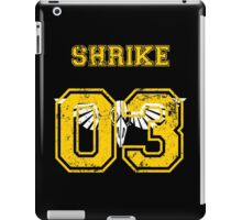 Team Captain: Shrike iPad Case/Skin
