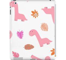 Pattern of cute dinosaur 2. iPad Case/Skin