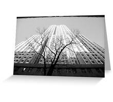 New York #11 Greeting Card