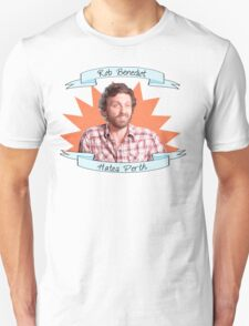 Rob Benedict hates Perth T-Shirt