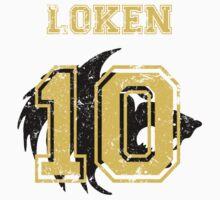 Team Captain: Loken T-Shirt