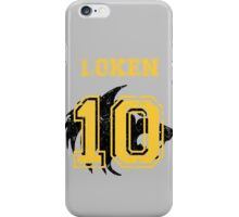Team Captain: Loken iPhone Case/Skin