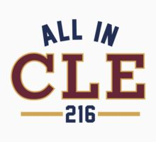 All in CLE 216 One Piece - Long Sleeve