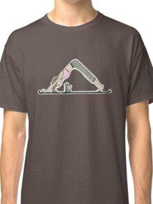 Yoga Kitty Classic T-Shirt