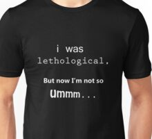 ummm... Unisex T-Shirt
