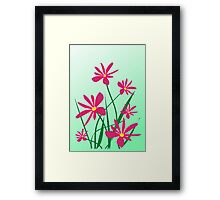 Brighten your Day Framed Print