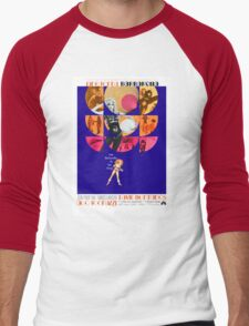 Barbarella Men's Baseball ¾ T-Shirt