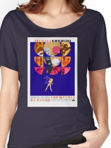 Barbarella Women's Relaxed Fit T-Shirt