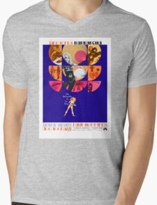 Barbarella Mens V-Neck T-Shirt