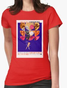 Barbarella Womens Fitted T-Shirt