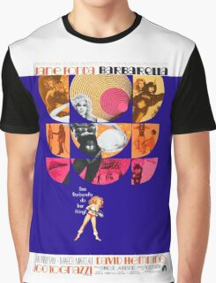 Barbarella Graphic T-Shirt