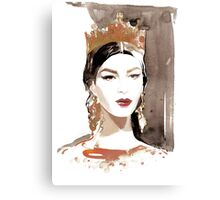 Kate King for Dolce&Gabbana Canvas Print