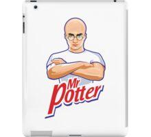 Mr. Potter iPad Case/Skin