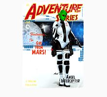 Adventure Stories the Girl From Mars Unisex T-Shirt
