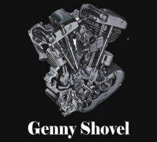 Genny Shovel by Gus41258