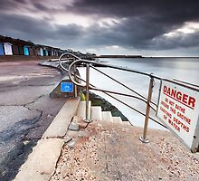 The Cycle of Bathing Danger by Andy Freer