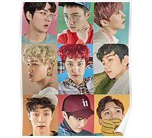 Exo - Monster Poster