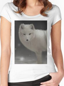 Arctic Fox Women's Fitted Scoop T-Shirt