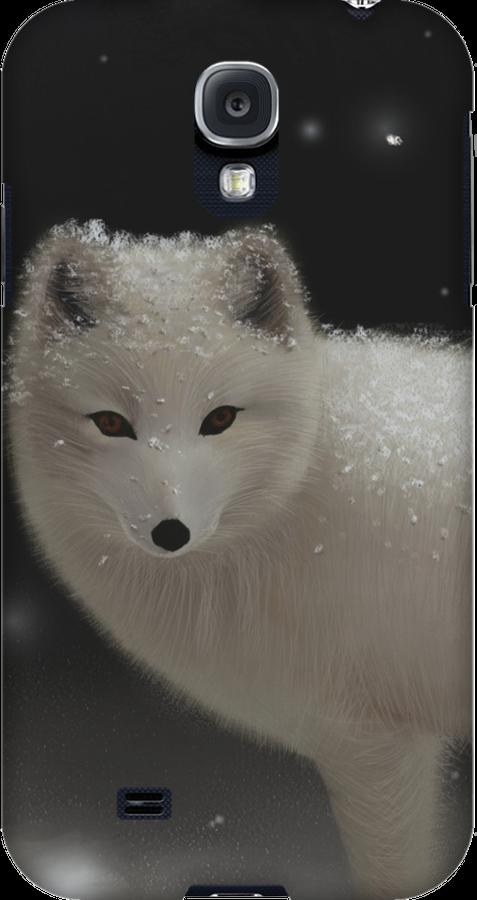 Arctic Fox by alice9