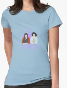 Broad City - Kweens Womens Fitted T-Shirt